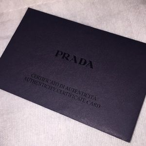 Prada Bags - Black Prada Milano Cross Body Bag